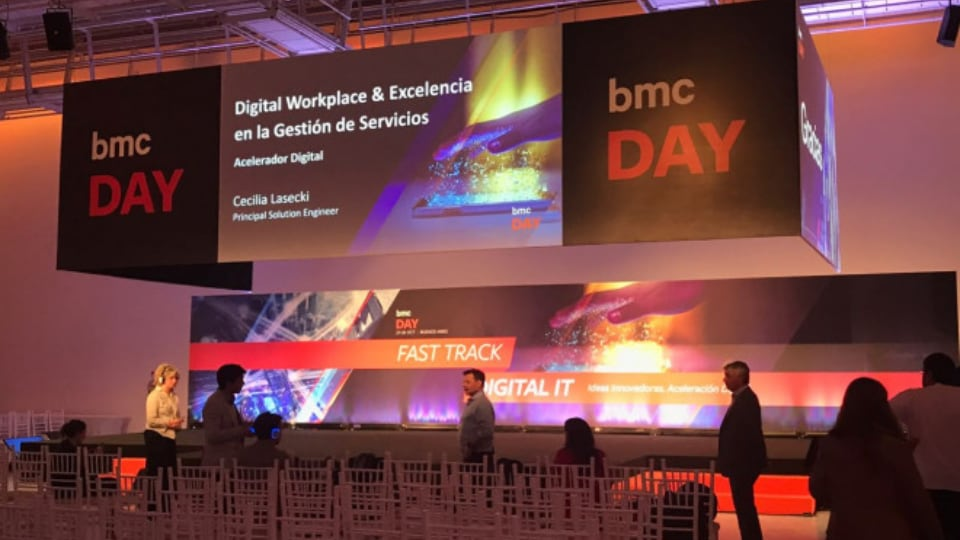 BMC Day in Buenos Aires 2017