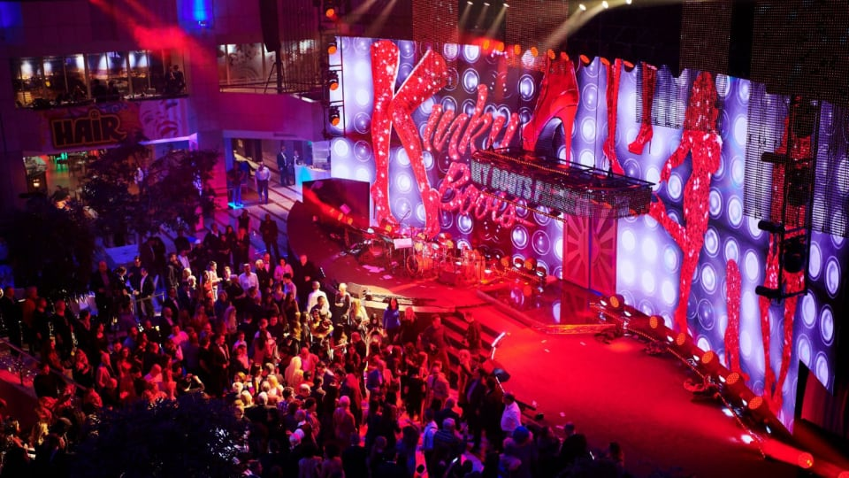 New Year's Eve show 2019 by AV Media Events