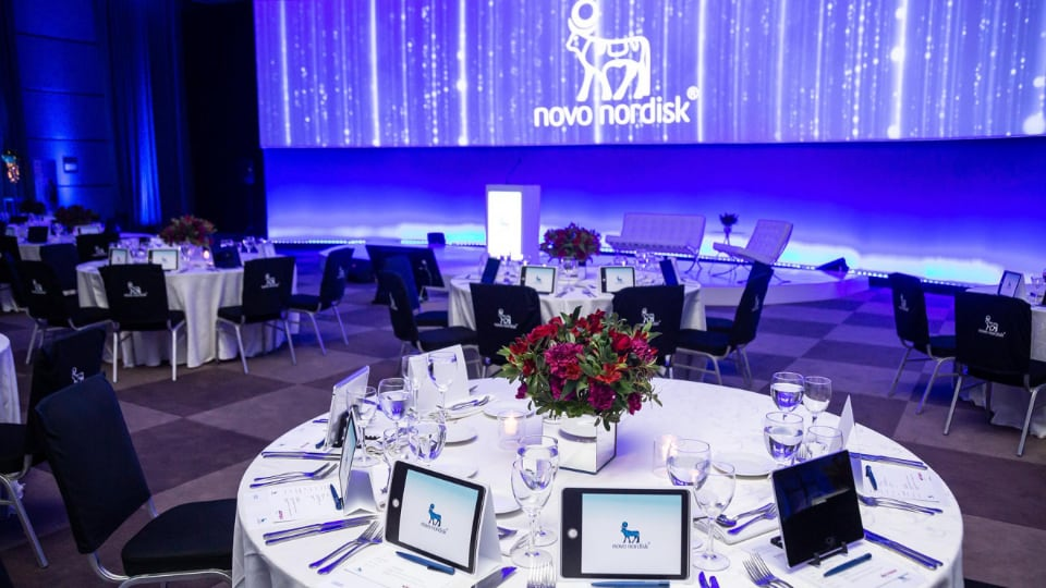 Novo Nordisk conference in Victoza