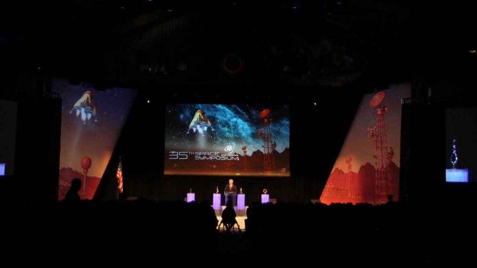 CEAVCO Audio Visual 35th Space Symposium