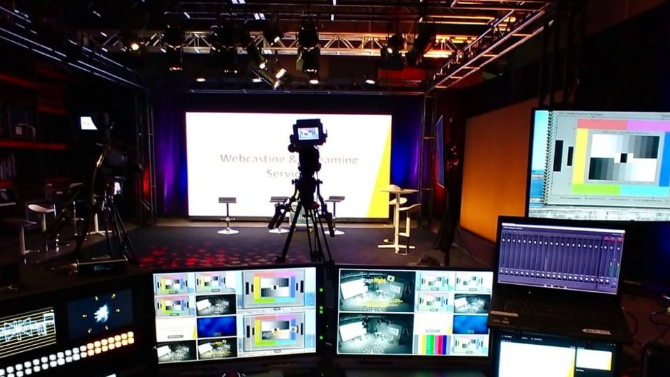 Stage Right webcasting service