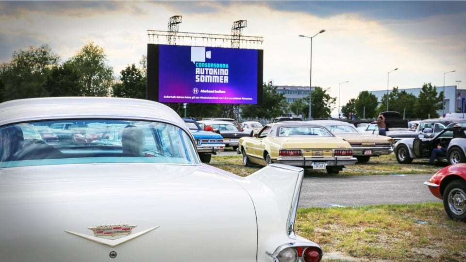 Meanwhile in the AV Industry… Drive-Ins Driving Live Events?