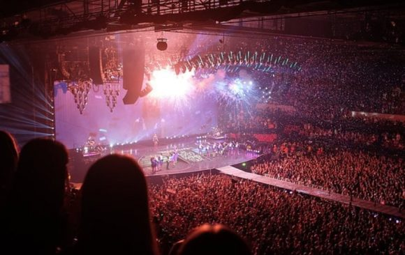 Consolidation in the live events industry