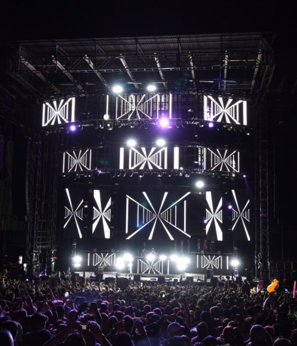 LMG live stage