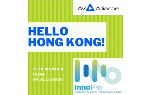 New member joins from Hong Kong