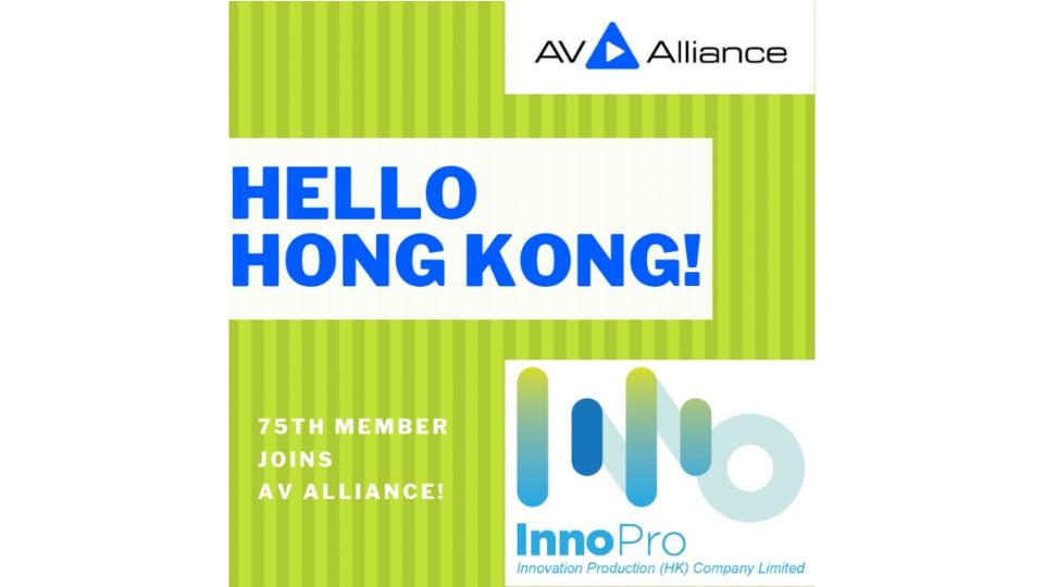 New member joins from Hong Kong