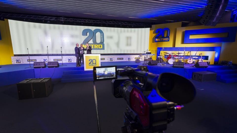 20 years METRO in Bulgaria