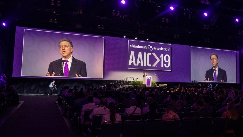 Alzheimer's Association AAIC 2019