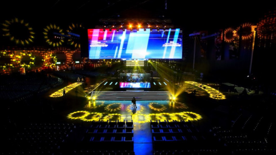 Arena Of Valor International Championship in Thailand by Creative Rock