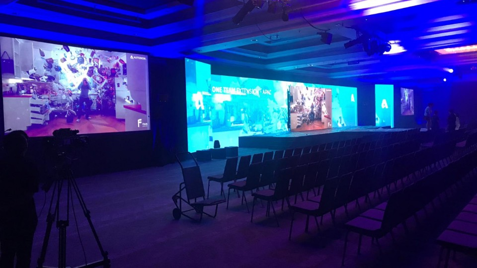 Autodesk 2019 event in Thailand by Creative Rock