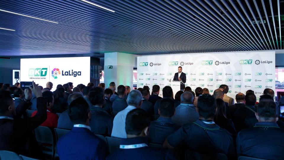 BKT & La Liga conference