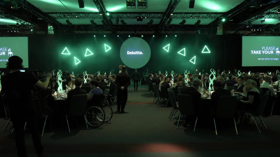 Deloitte BMC Awards in Dublin by Pearl Group