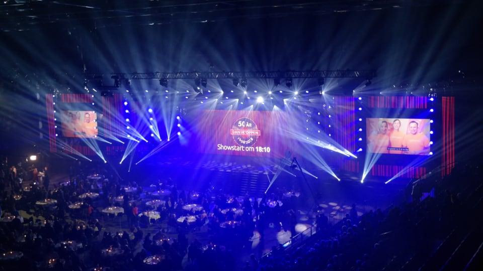 Dansk Top Prisen 2018 event