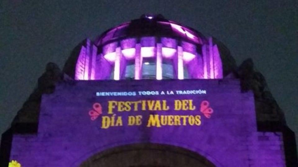 Day of the Dead (Dia de Muertos) Festival Inauguration by Niza Producciones