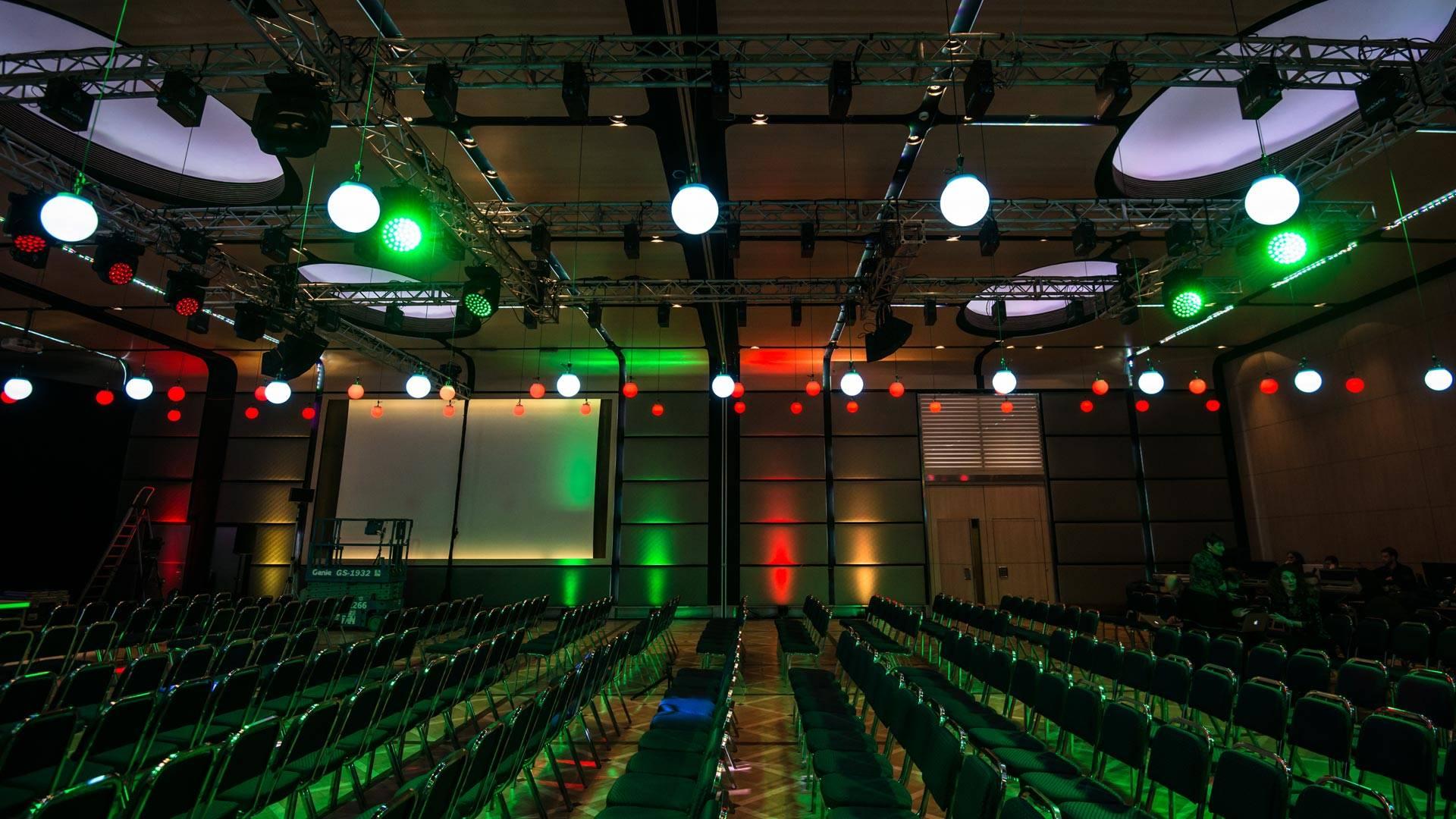 Eventi-X Alitalia conference