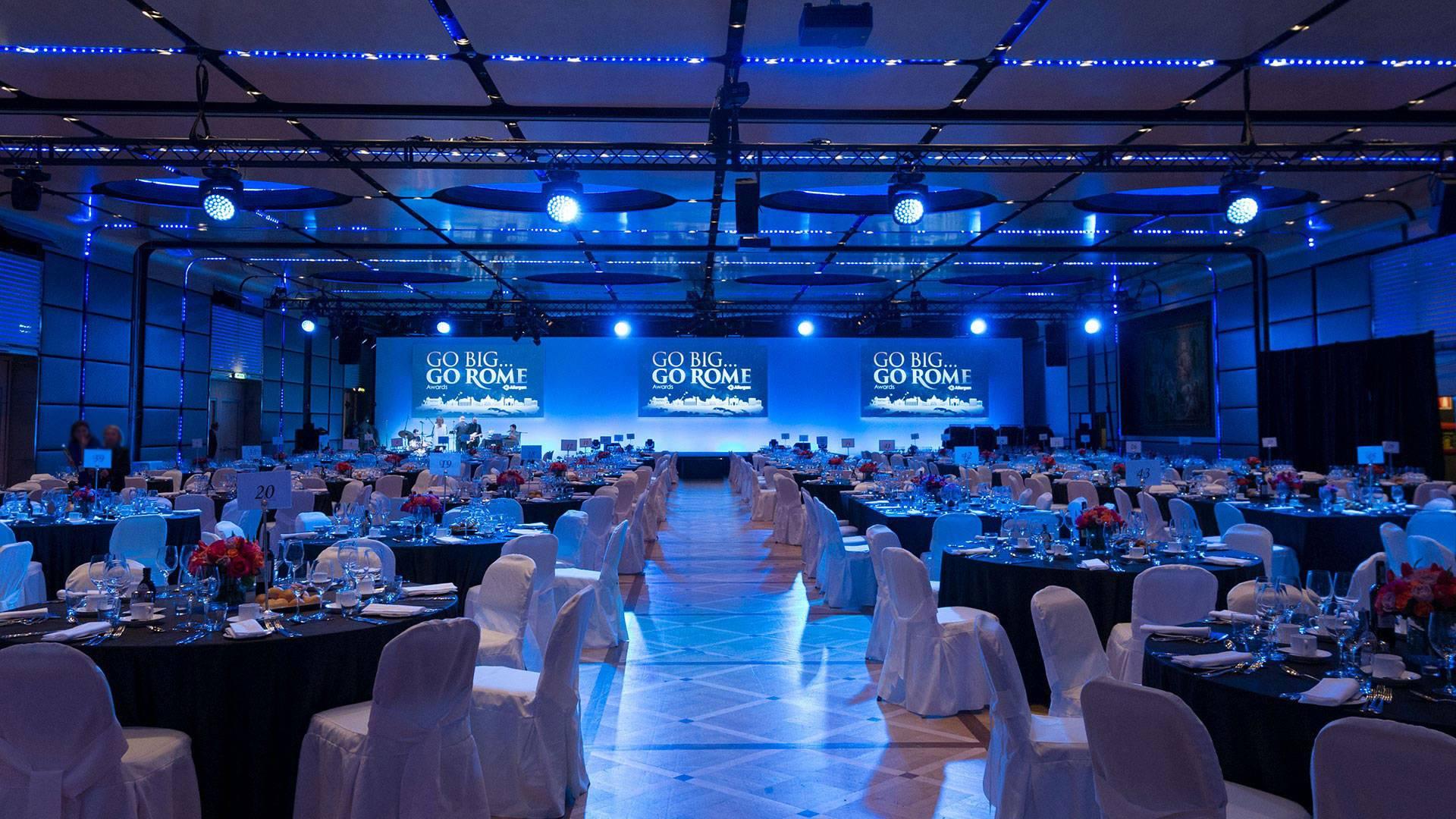 Eventi-X Allergan President's Club event