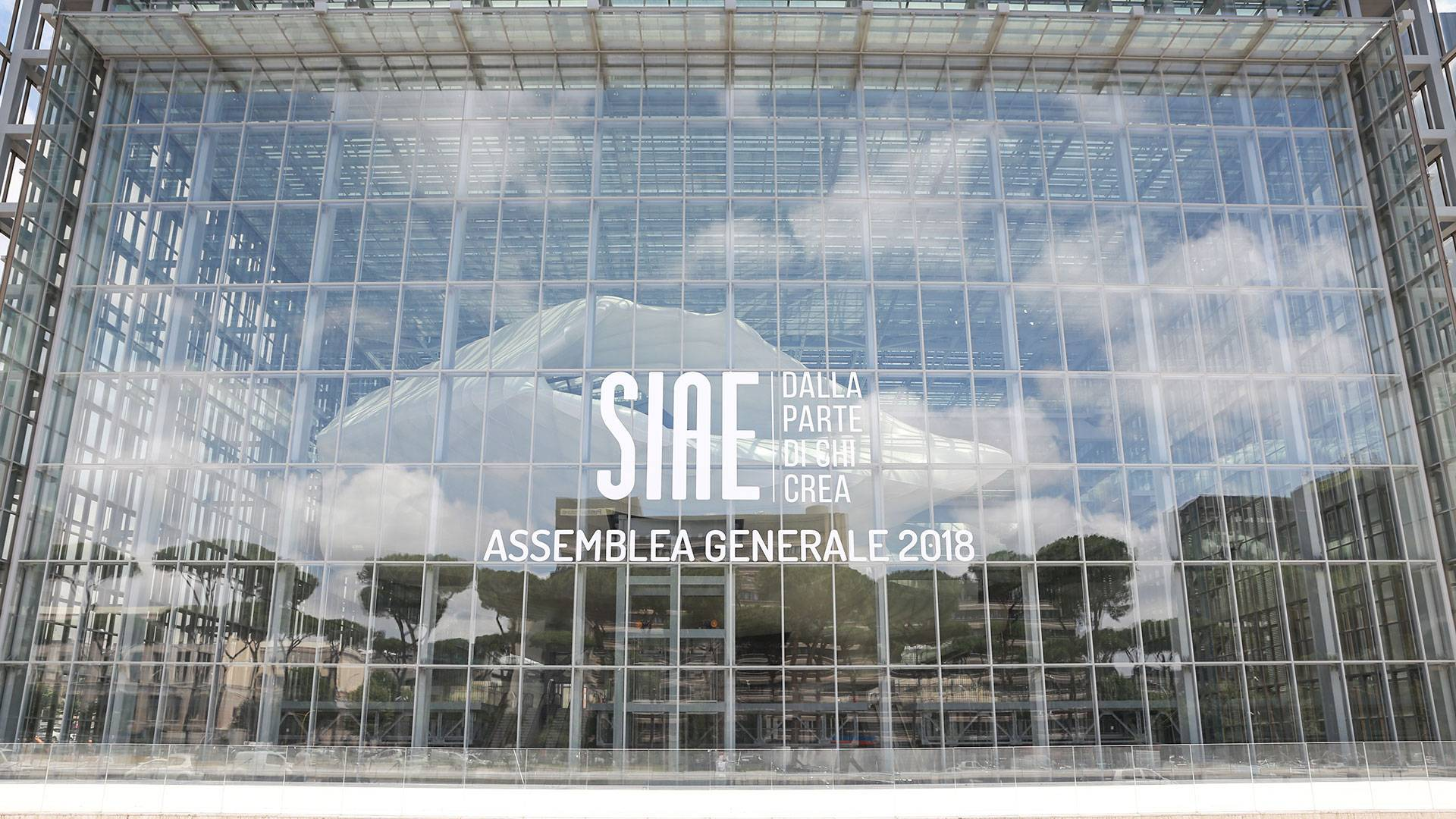 SIAE Italian Society for the Rights of Authors and Editors