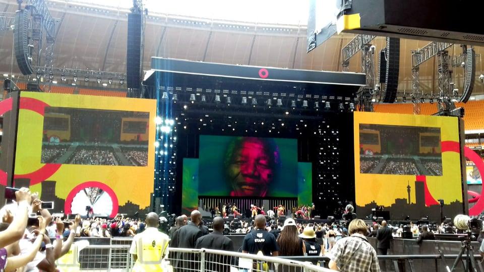 Gearhouse Global Citizen Festival Johannesburg