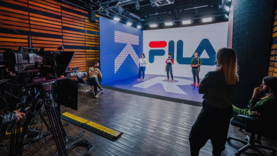 Maxi Studio 1 - FILA event