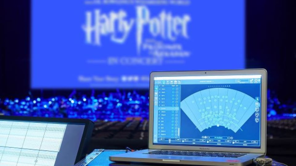 Harry Potter and the Prisoner of Azkaban™ in Concert in Adelaide, by Novatech Creative Event Technology