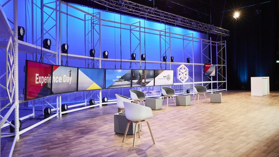Neumann&Mueller virtual studio ICM Munich