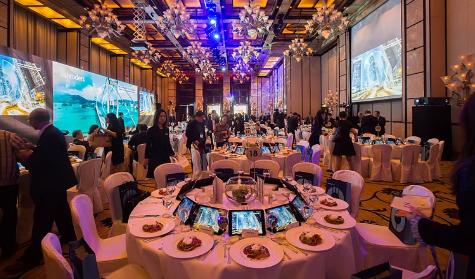 Innovation Production HK banquet