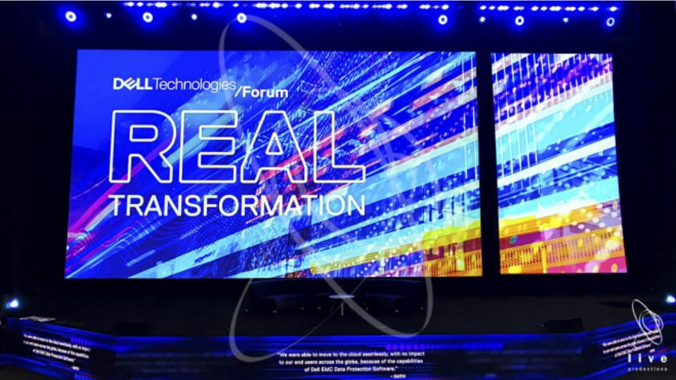 Live Productions Dell Technologies Forum