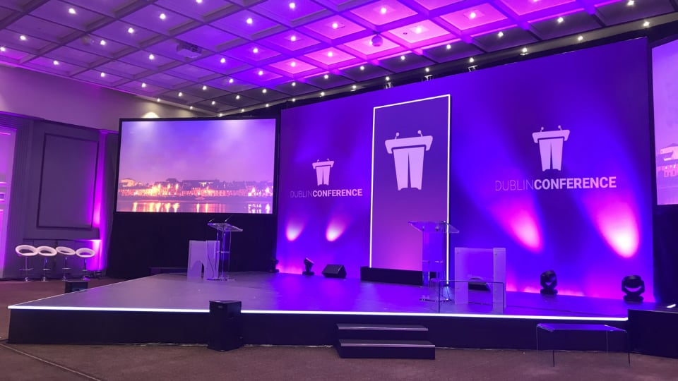 Management Conference in Dublin by Pearl Group
