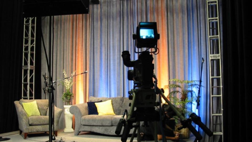 Media Stage live streaming studio in Sunrise, FL