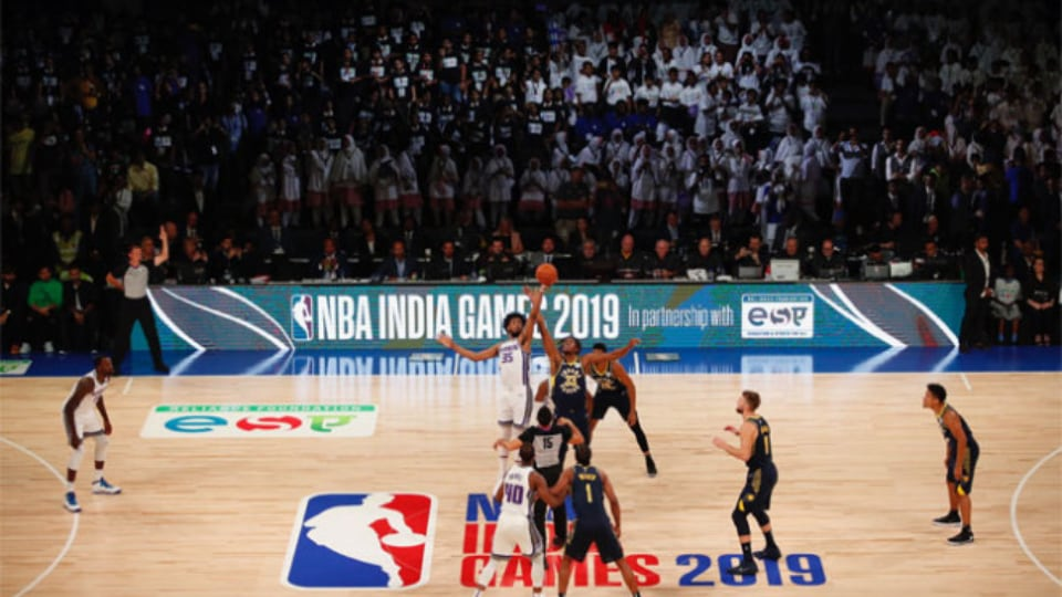 NBA India Games