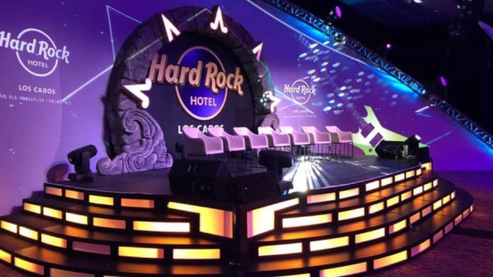 JSAV Opening Hard Rock Hotel in Los Cabos