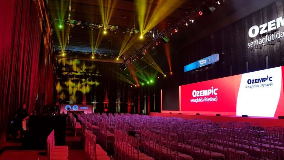 Maxi Audio Luz Imagem Ozempic conference