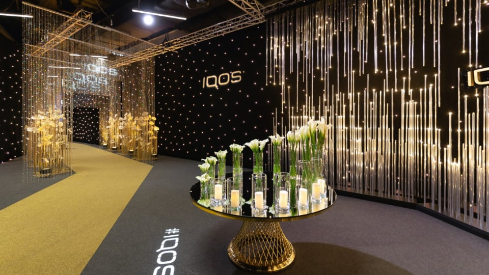 Product Launch IQOS