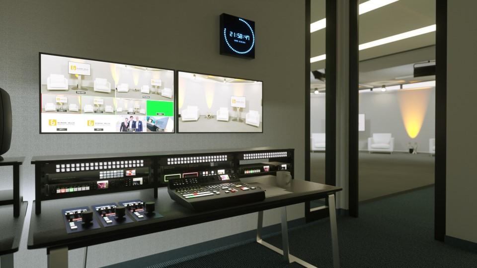 Neumann&Müller virtual studio Hamburg City Studio