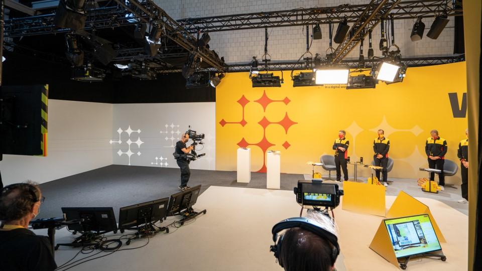 Neumann&Mueller virtual studio Bauwerk Cologne