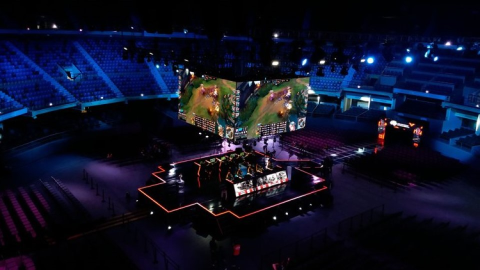 Eleven Producciones live gaming event