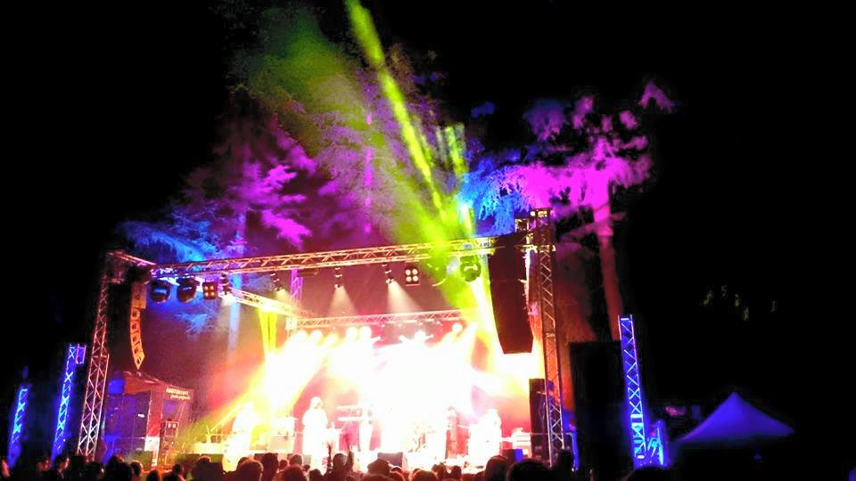 Eventi-X concert