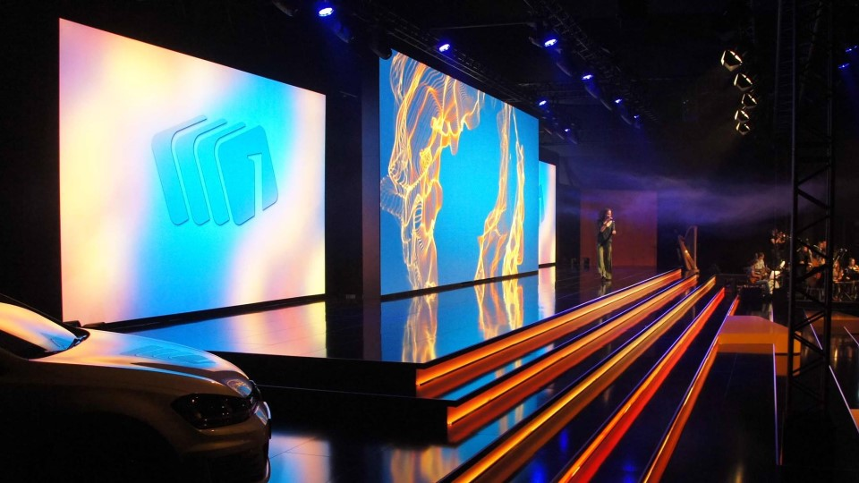 Limelight Veranstaltungstechnik LED walls