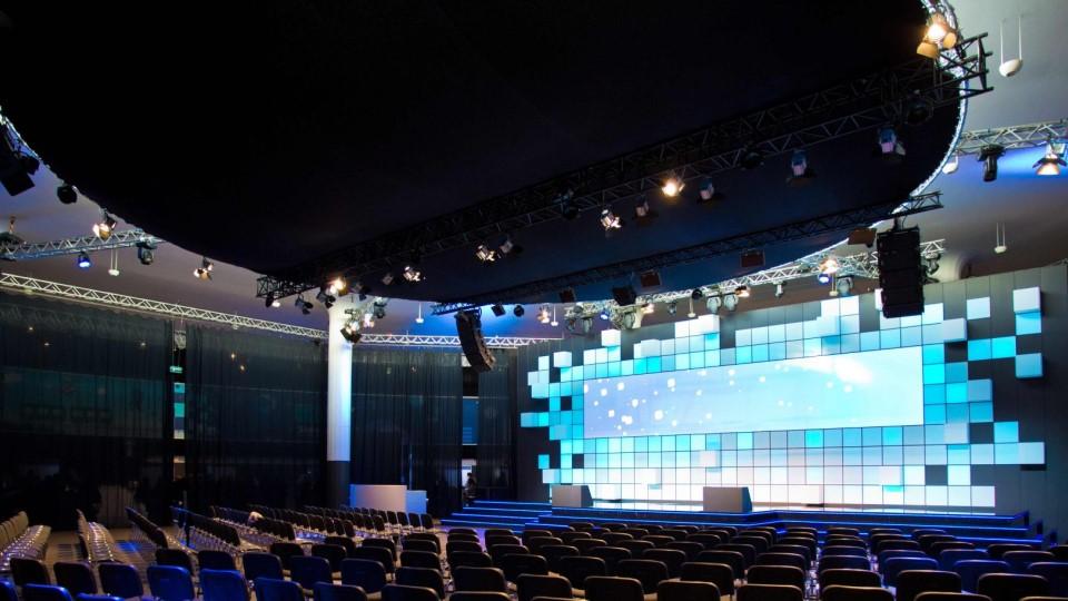 Limelight Veranstaltungstechnik LED screen