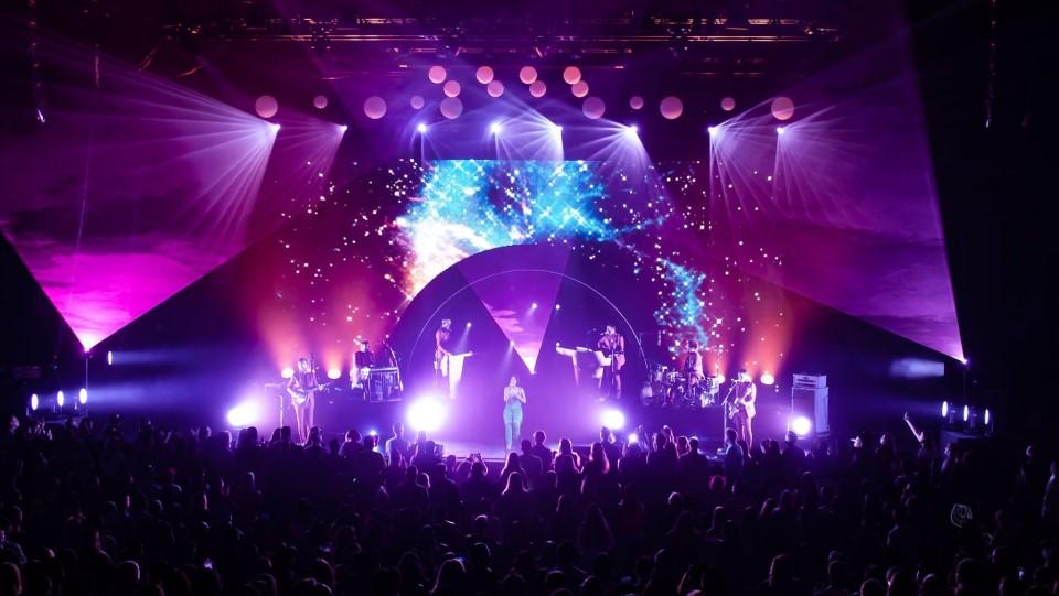 LMG concert show
