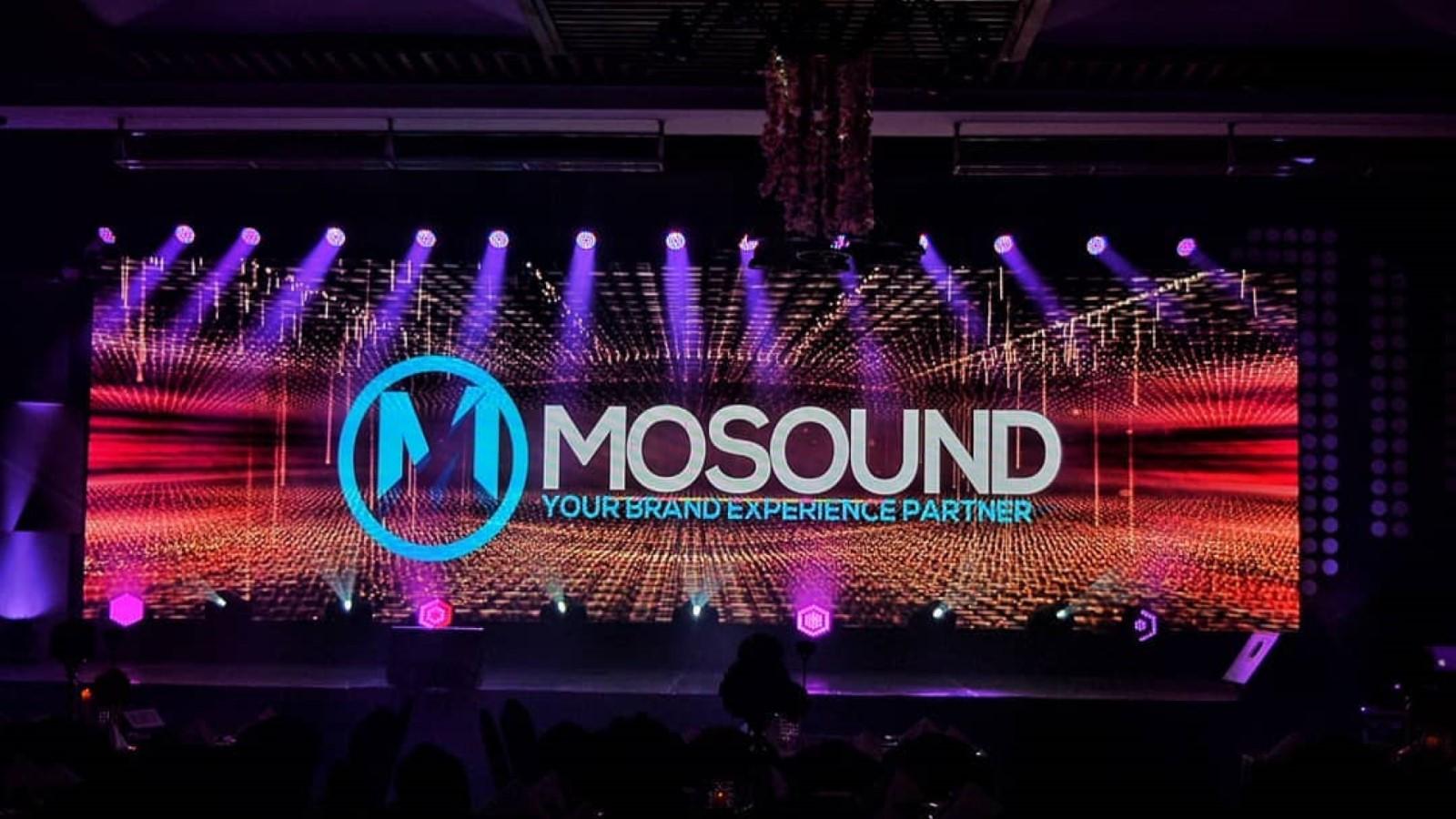 LED Screen Mosound Events Kenya