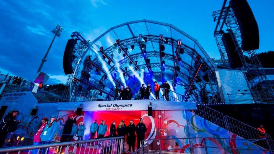 Neumann&Müller Event Technology LLC - Special Olympics Austria 2017