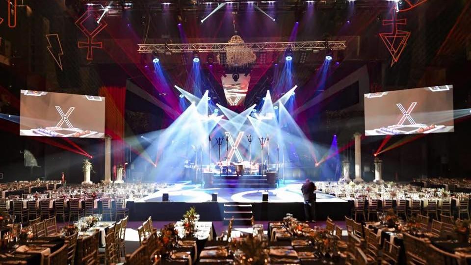 P.C. Podimatas Audiovisual stage