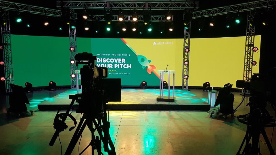 Proshow virtual studio Vancouver