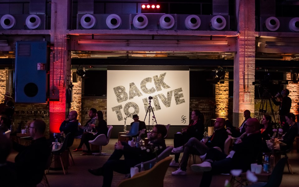 satis&fy Back to Live event, Anna Imm Photography ©