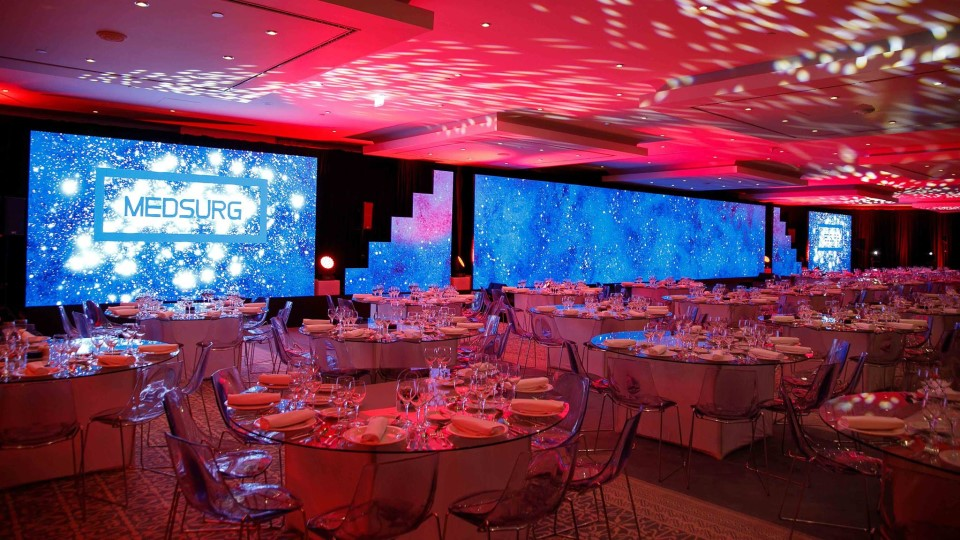 Smart Choice Audiovisuais corporate event