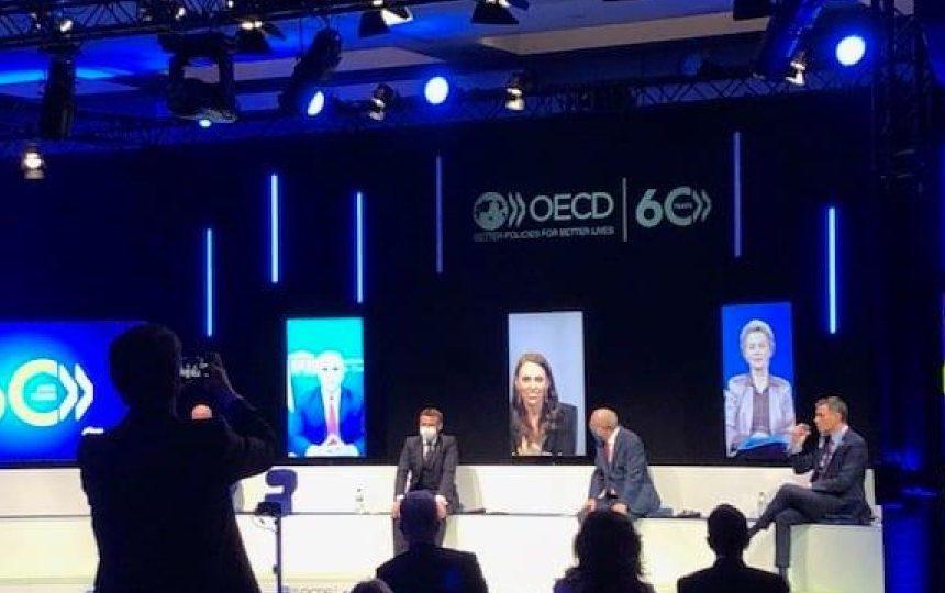 Videlio Events virtual OECD event
