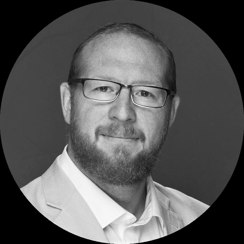 Daniel Pycock, CEO, Visionarea