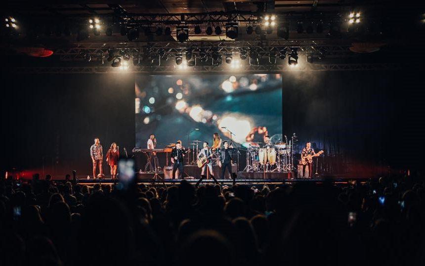 Zamar Group Jonas Brothers concert, Bahamas