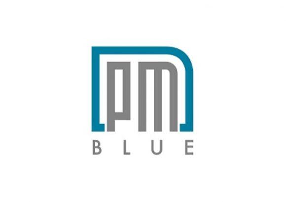 PM Blue logo